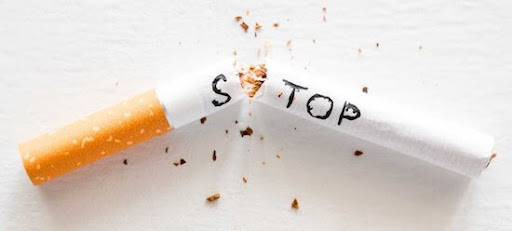 stop smoking to improve gum health | how to improve gum health | gum health tips